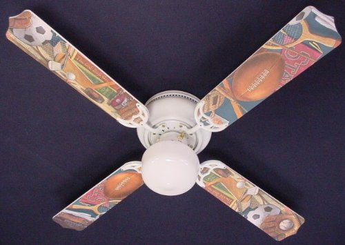 ceiling fans for boys rooms - 5