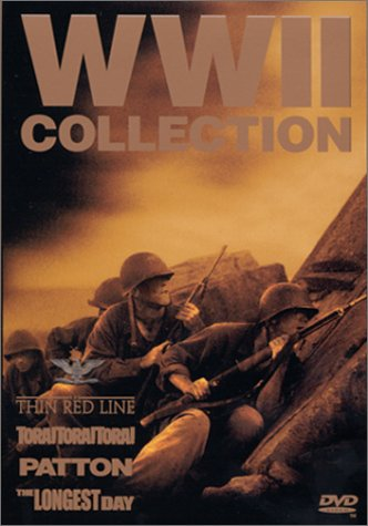 World War II Collection (The Thin Red Line/Patton/Tora! Tora! Tora!/The Longest Day) by 20th Century Fox
