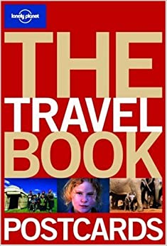 Book The Travel Book Postcards (Lonely Planet Pictorial)