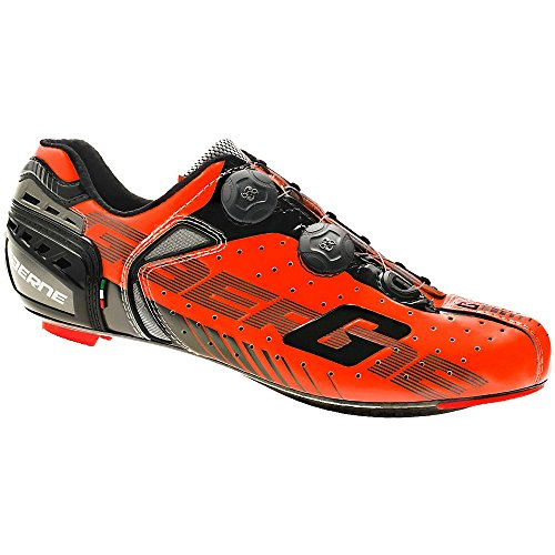 Gaerne Chrono Carbone Composite Chaussures de route 2016 Orange EU 46