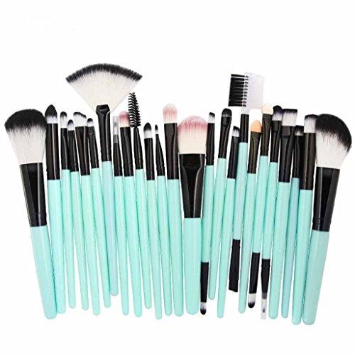 Makeup Brush Set Daoroka 25 Pieces Professional Face Eye Sha