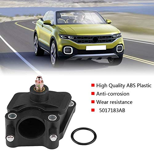 Price comparison product image Gift-4Car - 5017183AB Car Engine Cooling Air Bleeder Water Outlet Thermostat for Chrysler Dodge 2.7L Car Accessories Thermostat Housing
