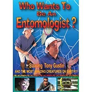 Who Wants To Be An Entomologist?- Tales From The Bug Whisperer