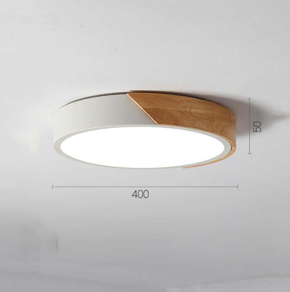 Amazon.com: Lámpara de techo LED de acrílico minimalista ...