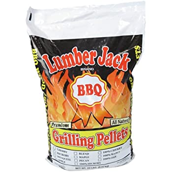 Amazon Com Lumber Jack 100 Hardwood Grilling Smoker