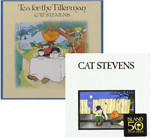 Tea For The Tillerman - Teaser And The Firecat - Cat Stevens 2 CD Album Bundling (The Very Best Of Cat Stevens)