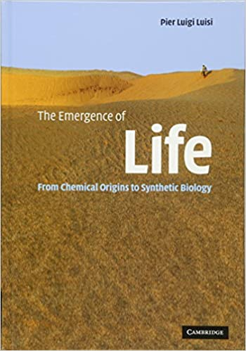 The Emergence of Life: From Chemical Origins to Synthetic Biology