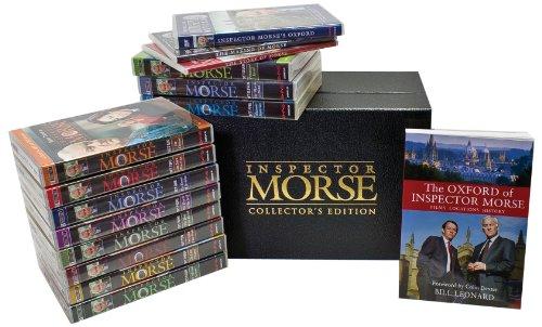 Inspector Morse 25th Anniversary Collection by BFS Entertainment