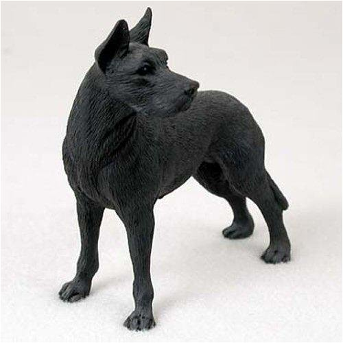Conversation Concepts Great Dane, Black Original Dog Figurine (4in-5in) ()