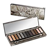 Naked Smoky Palette by U-D Review