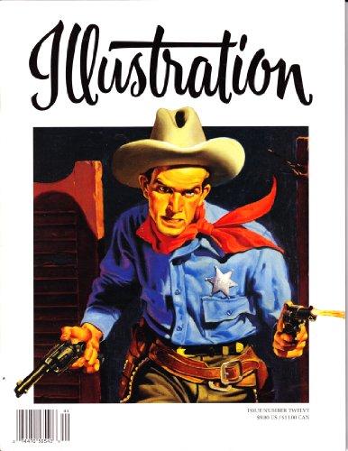 ILLUSTRATION MAGAZINE #12 [R.G. Harris, Harry Anderson, Bill Campbell]