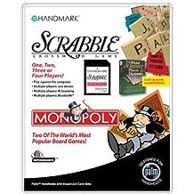 Handmark Scrabble + Monopoly PDA Expansion Card