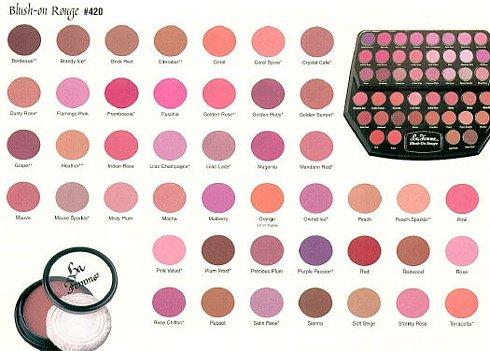 La Femme Blush-on Rouge- Crystal Cafe - Femme Blush