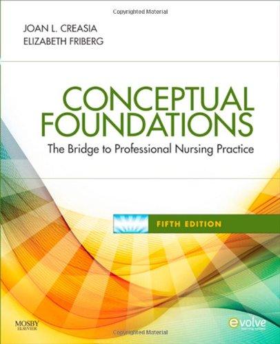 Conceptual Foundations: The Bridge to Professional Nursing Practice