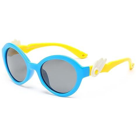 Niños Clásicos Polarizados Gafas De Sol Material De Silicona ...