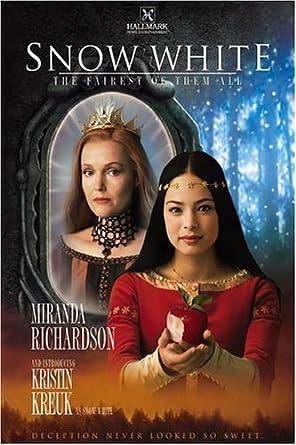 Amazon com: Snow White - The Fairest of Them All: Miranda Richardson