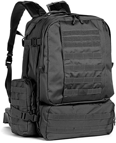 Performance Rock Pack (Red Rock Outdoor Gear Diplomat Pack (X-Large, Black))