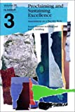 img - for Proclaiming and Sustaining Excellence: Assessment as a Faculty Role (J-B ASHE Higher Education Report Series (AEHE)) book / textbook / text book