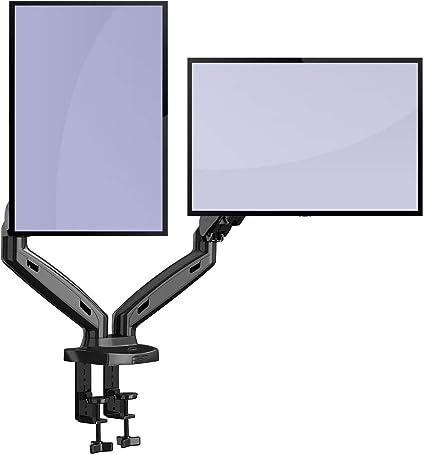 Invision Soporte Monitor Doble
