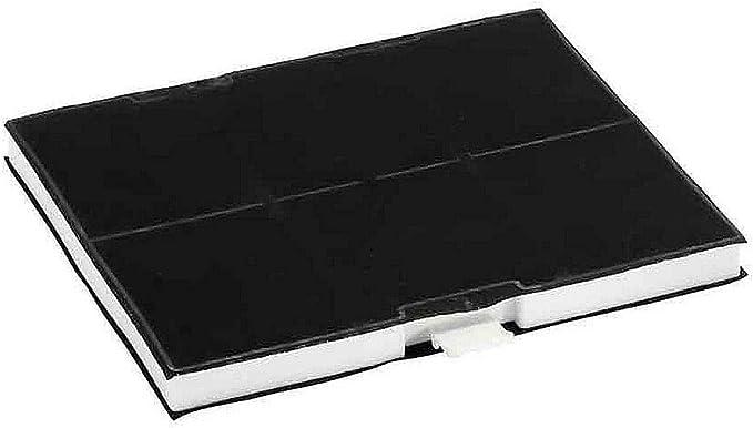DHZ 5146 2x Filtre à charbon actif pour Bosch DHZ 5140 DHZ 5145