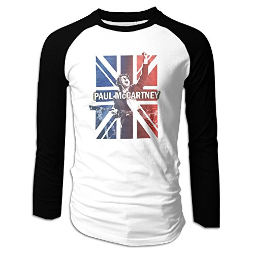 Price comparison product image Paul McCartney One On One Black Men Matching T-Shirt