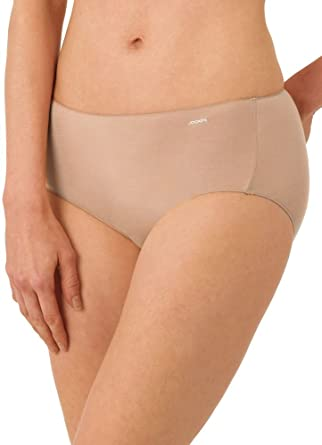 71686140da59 Jockey No Panty Line Promise Modal Hip Brief (6 White) at Amazon Women's  Clothing store: Hipster Panties