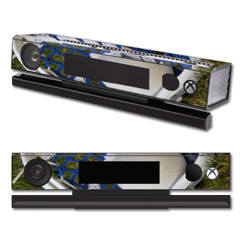 MightySkins Protective Vinyl Skin Decal Cover for Microsoft Xbox One Kinect wrap sticker skins - Lacrosse Xbox