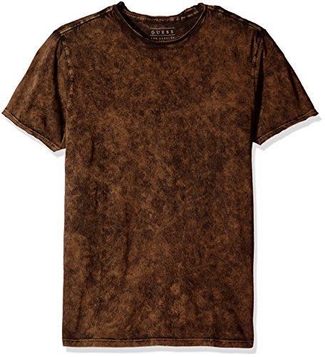 GUESS Mens Gunnarson Mineral T Shirt
