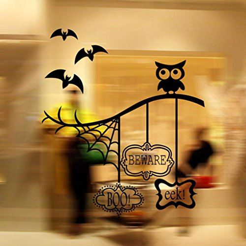 LUNIWEI Happy Halloween 23*17