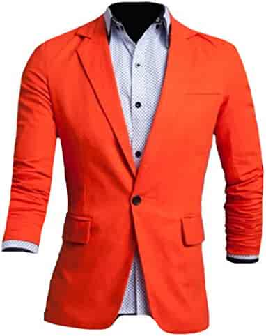 d157ea8fd02 Shopping Oranges - Under  25 - Sport Coats   Blazers - Suits   Sport ...