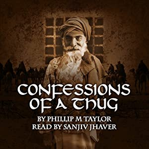 Confessions of a Thug Audiobook