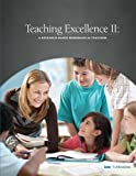 img - for Teaching Excellence II: A Research-Based Workbook for Teachers book / textbook / text book