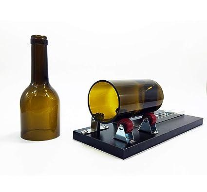 Cortador De La Botella Y Máquina Del Cortador-DIY De Cristal Para Cortar El Vino