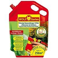 WOLF-Garten - Flüssig-Rasendünger VITAL »Sommer & Herbst« LV 250 R; 3848030
