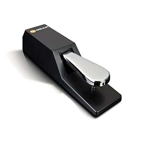 M-Audio SP-2 Universal Sustain Pedal with Piano Style Action for MIDI Keyboards, Digital Pianos and More