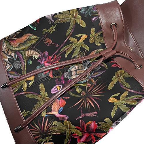 Pour Unique Porté Taille Multicolore Au Dragonswordlinsu À Femme Dos Sac Main twFvqPY