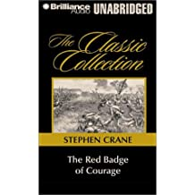 RED BADGE OF COURAGE,THE (UNABR.)6 CASS.