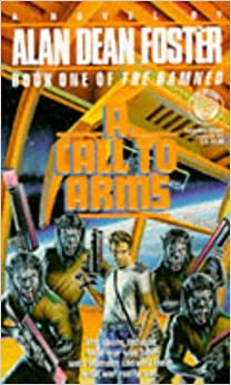 Book A Call To Arms (Damned)