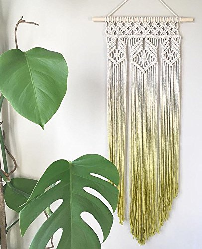 Macrame Wall Hanging    Style Macrame Curtain
