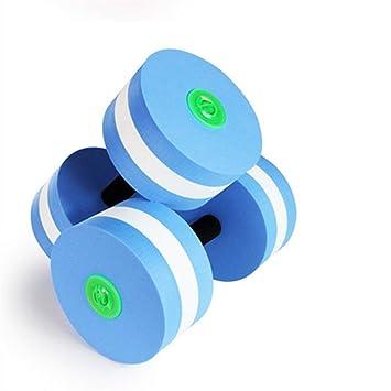 Lixada 2 unids Yoga Fitness Piscina Ejercicio EVA Agua Aquatics ...