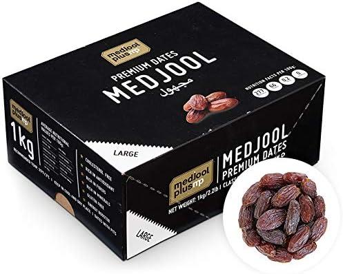 Medjool plus ltd datteri medjoul premium large con nocciolo