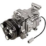 Brand New Premium Quality AC Compressor & A/C Clutch For Mazda 3 & 5 - BuyAutoParts 60-01814NA New