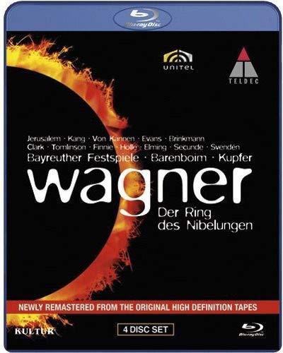 Der Ring Des Nibelungen [Blu-ray] (Best Camera Comparison Site)