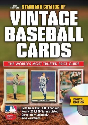 Download Standard Catalog of Vintage Baseball Cards CD ebook