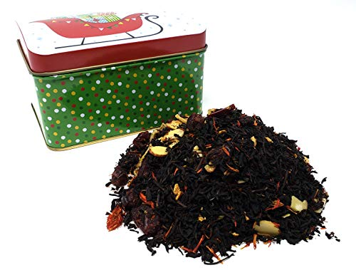 Tea Nutcracker Sweet Black - Christmas Nutcracker Sweet Black Tea Gift Tin