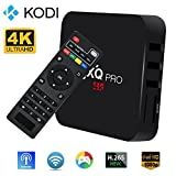 AKASO MXQ Pro 4K TV Box Android 5.1,Quad Core HDMI 2.0,KODI 16.0 1GB RAM 8GB Flash,Google Smart tv box