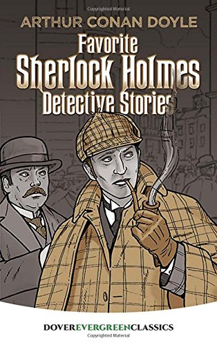 Favorite Sherlock Holmes Detective Stories (Dover Children's Evergreen Classics)