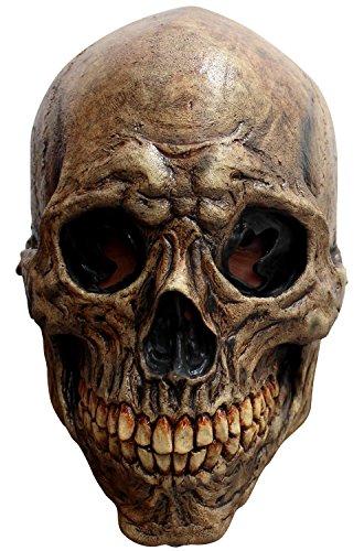 Adult Ancient Skull Costume (Skull Mask Latex)