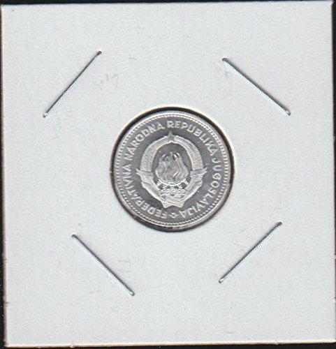 Rare Gem Brilliant Unc Yugoslavia 1953 50 Para~Free Shipping