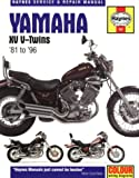 img - for Yamaha XV V-Twins: Service and Repair Manual '81 to '96 (Haynes Service & Repair Manuals) book / textbook / text book